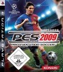 Cover zu Pro Evolution Soccer 2009 - PlayStation 3