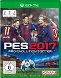 Cover zu Pro Evolution Soccer 2017 - Xbox One