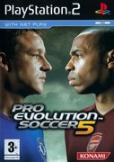 Cover zu Pro Evolution Soccer 5 - PlayStation 2