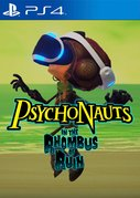 Cover zu Psychonauts in the Rhombus of Ruin - PlayStation 4