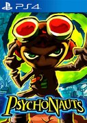 Cover zu Psychonauts - PlayStation 4