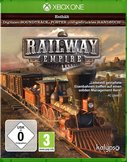 Cover zu Railway Empire - Xbox One