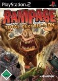 Cover zu Rampage: Total Destruction - PlayStation 2