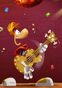 Cover zu Rayman Fiesta Run - Apple iOS