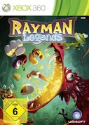 Cover zu Rayman Legends - Xbox 360