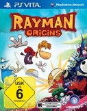 Cover zu Rayman Origins - PS Vita