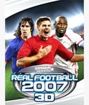 Cover zu Real Football 2007 3D - Handy