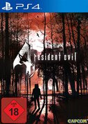 Cover zu Resident Evil 4 - PlayStation 4