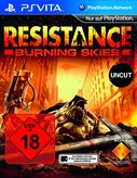 Cover zu Resistance: Burning Skies - PS Vita