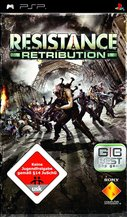 Cover zu Resistance: Retribution - PSP
