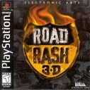 Cover zu Road Rash 3-D - PlayStation