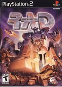 Cover zu Robot Alchemic Drive (RAD) - PlayStation 2