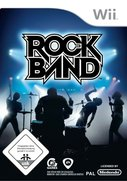 Cover zu Rock Band - Wii