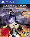 Cover zu Saints Row 4 Re-Elected + Gat Out of Hell - PlayStation 4