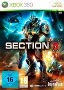 Cover zu Section 8 - Xbox 360
