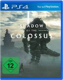 Cover zu Shadow of the Colossus - PlayStation 4