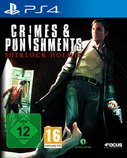 Cover zu Sherlock Holmes: Crimes and Punishments - PlayStation 4