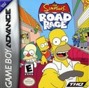 Cover zu The Simpsons: Road Rage - Game Boy Advance