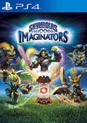 Cover zu Skylanders Imaginators - PlayStation 4