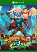 Cover zu Skylar & Plux: Adventure On Clover Island - Xbox One