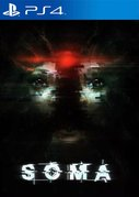 Cover zu SOMA - PlayStation 4
