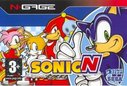 Cover zu Sonic Advance - N-Gage
