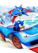 Cover zu Sonic & All-Stars Racing: Transformed - Apple iOS
