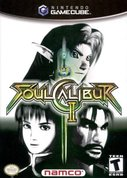 Cover zu Soul Calibur 2 - GameCube