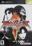 Cover zu Soul Calibur 2 - Xbox