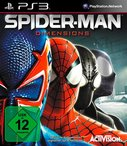 Cover zu Spider-Man: Dimensions - PlayStation 3