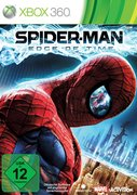 Cover zu Spider-Man: Edge of Time - Xbox 360