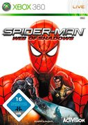 Cover zu Spider-Man: Web of Shadows - Xbox 360
