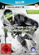 Cover zu Splinter Cell: Blacklist - Wii U