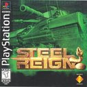 Cover zu Steel Reign - PlayStation