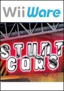 Cover zu Stunt Cars - Wii