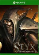 Cover zu Styx: Master of Shadows - Xbox One