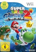 Cover zu Super Mario Galaxy 2 - Wii