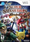 Cover zu Super Smash Bros. Brawl - Wii