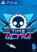 Cover zu Super Time Force Ultra - PlayStation 4
