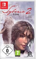 Cover zu Syberia 2 - Nintendo Switch