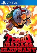 Cover zu Tembo The Badass Elephant - PlayStation 4