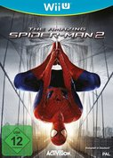 Cover zu The Amazing Spider-Man 2 - Wii U