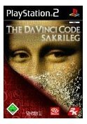 Cover zu The Da Vinci Code - Sakrileg - PlayStation 2