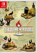 Cover zu The Flame in the Flood - Nintendo Switch