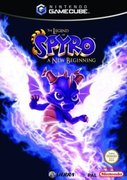 Cover zu The Legend of Spyro: A New Beginning - GameCube