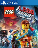Cover zu The LEGO Movie Videogame - PlayStation 4