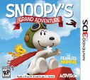 Cover zu The Peanuts Movie: Snoopy's Grand Adventure - Nintendo 3DS