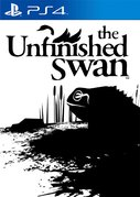 Cover zu The Unfinished Swan - PlayStation 4
