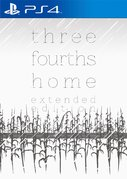Cover zu Three Fourths Home: Extended Edition - PlayStation 4