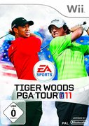 Cover zu Tiger Woods PGA Tour 11 - Wii